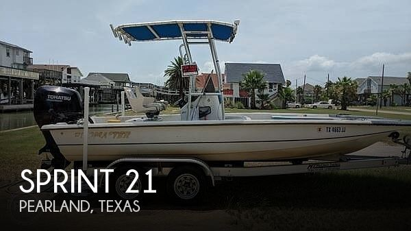 Used Sprint Boats For Sale by owner | 2000 Sprint 21