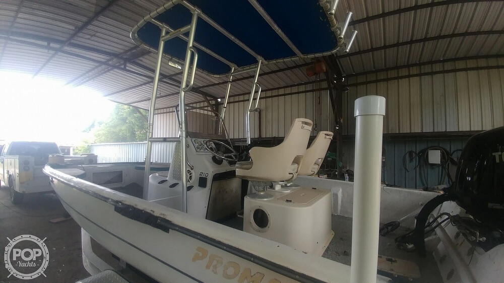 2000 Sprint boat for sale, model of the boat is Promaster 21 & Image # 19 of 40