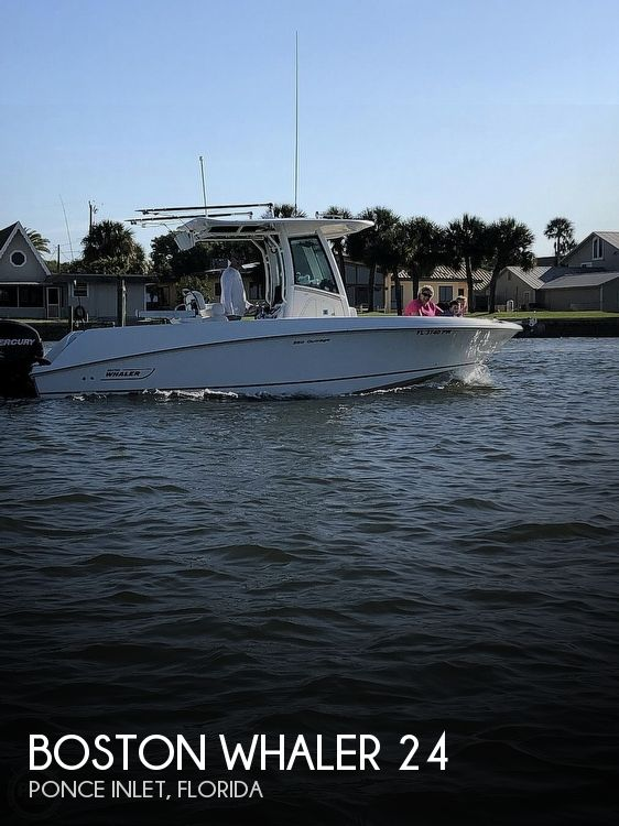 Used Boats For Sale in Deltona, Florida by owner | 2014 Boston Whaler 24