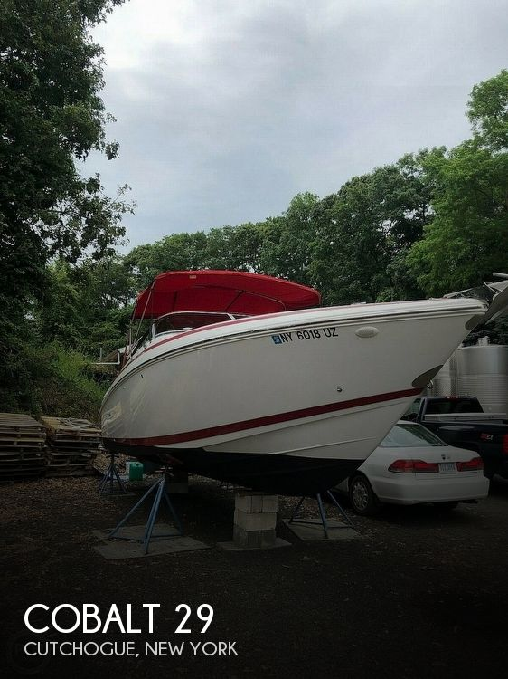 Used Boats For Sale in Providence, Rhode Island by owner | 2001 Cobalt 29