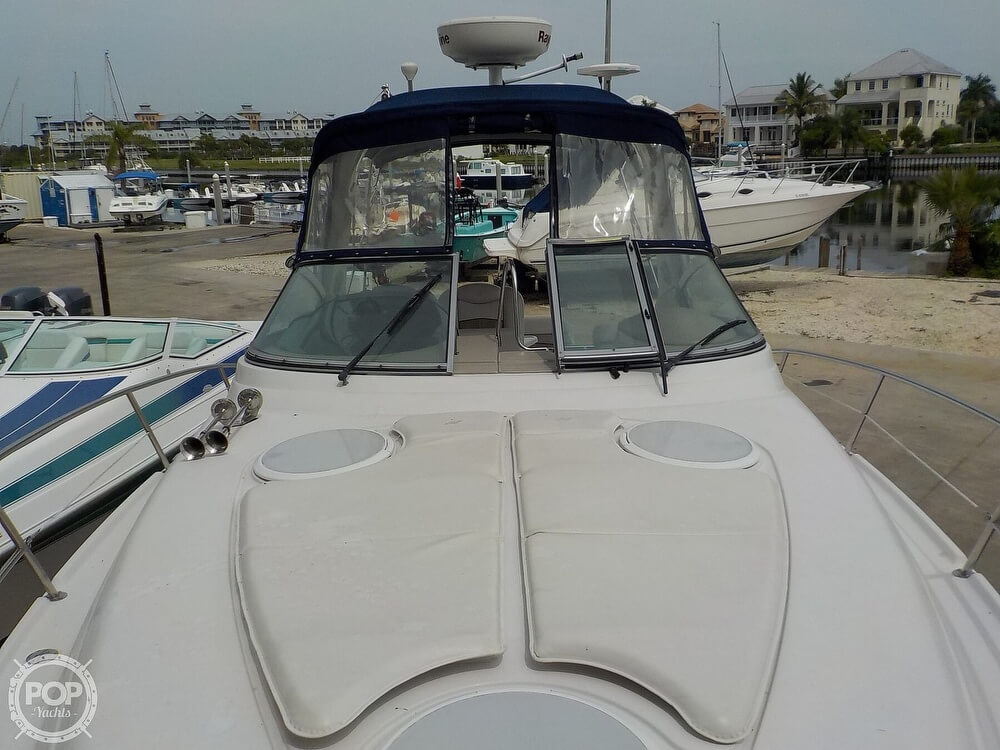 2006 Four Winns boat for sale, model of the boat is 318 Vista & Image # 14 of 40