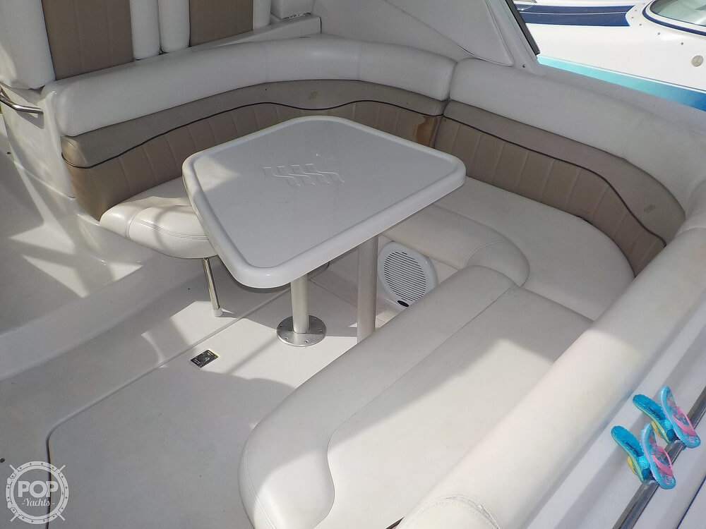 2006 Four Winns boat for sale, model of the boat is 318 Vista & Image # 38 of 40