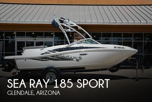 Used Sea Ray 185 Sport Boats For Sale by owner | 2011 Sea Ray 185 Sport