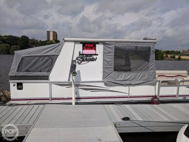 Sun Tracker Party Hut 30, 30, for sale - $28,000