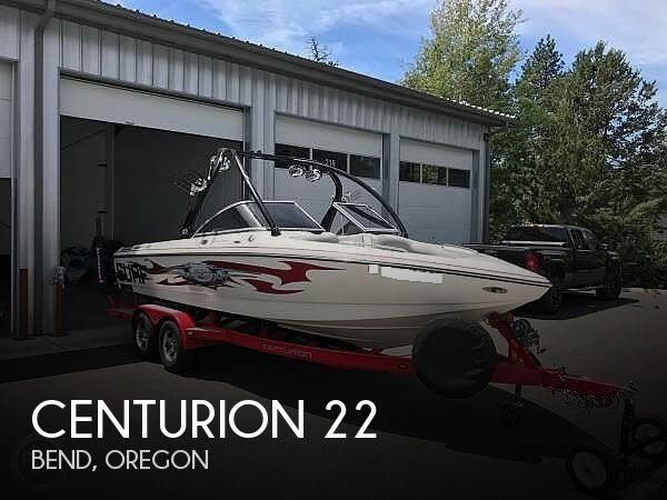 Used Centurion Boats For Sale by owner | 2007 Centurion 22