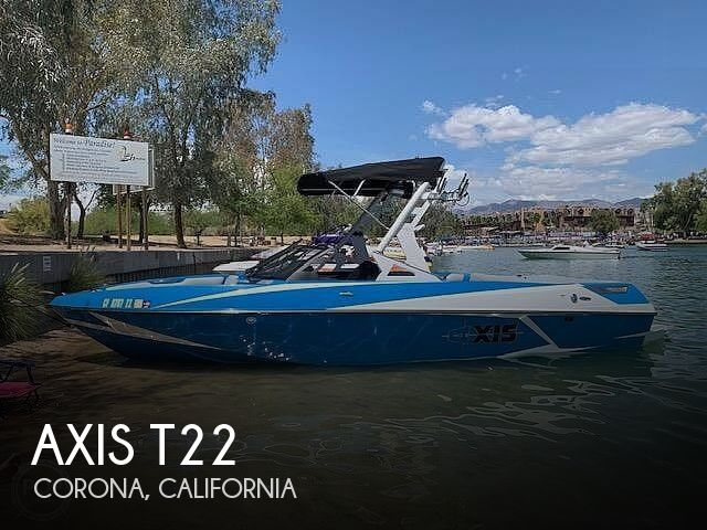 Used Axis Boats For Sale by owner | 2016 Axis T22