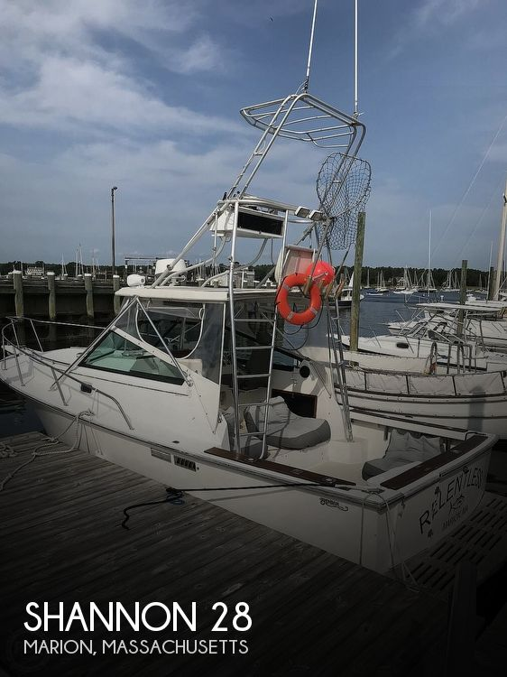 Used Shannon Boats For Sale by owner | 1988 Shannon 28