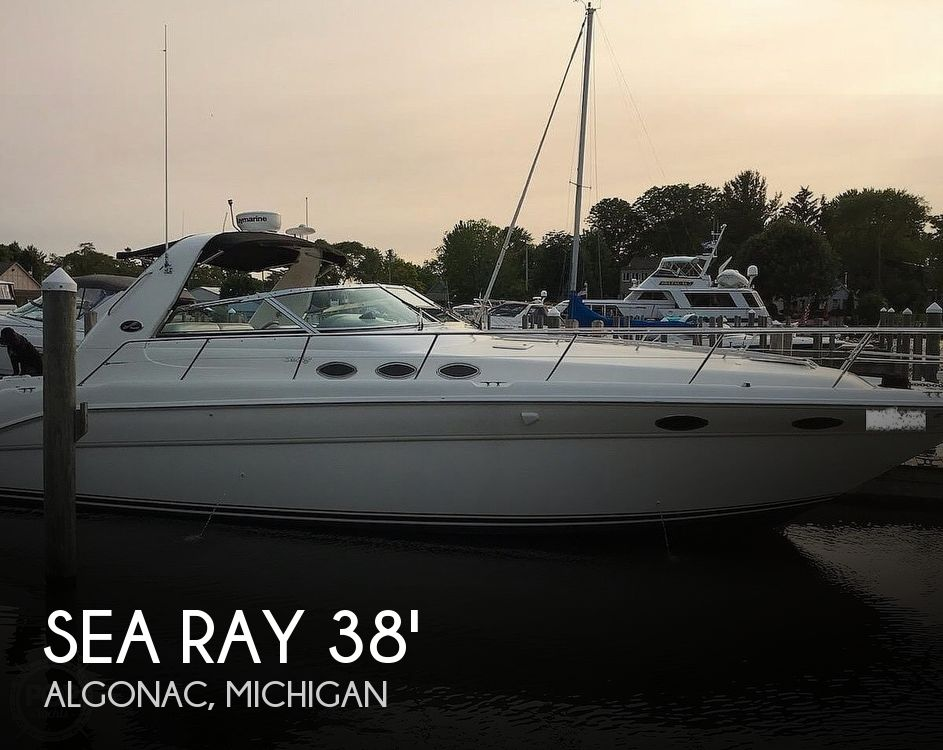 Used Sea Ray 370 Sundancer Boats For Sale by owner | 1998 Sea Ray 370 Sundancer