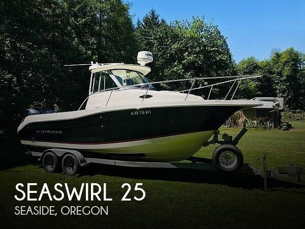 Used SEASWIRL Boats For Sale by owner | 2013 Seaswirl 25