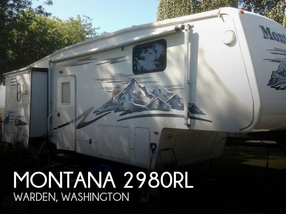 2005 Keystone Montana 2980RL