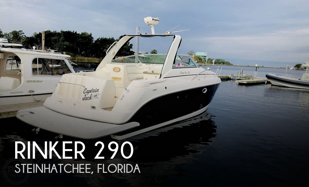 Used Rinker  fiesta Boats For Sale by owner | 2005 Rinker 290 Fiesta Vee