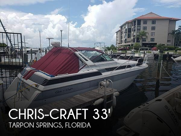 1987 CHRIS CRAFT 320 AMEROSPORT for sale
