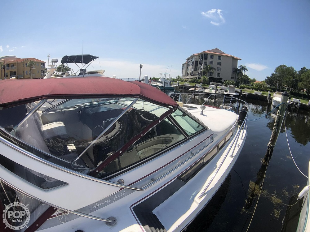 1987 Chris Craft boat for sale, model of the boat is 320 AmeroSport & Image # 23 of 40