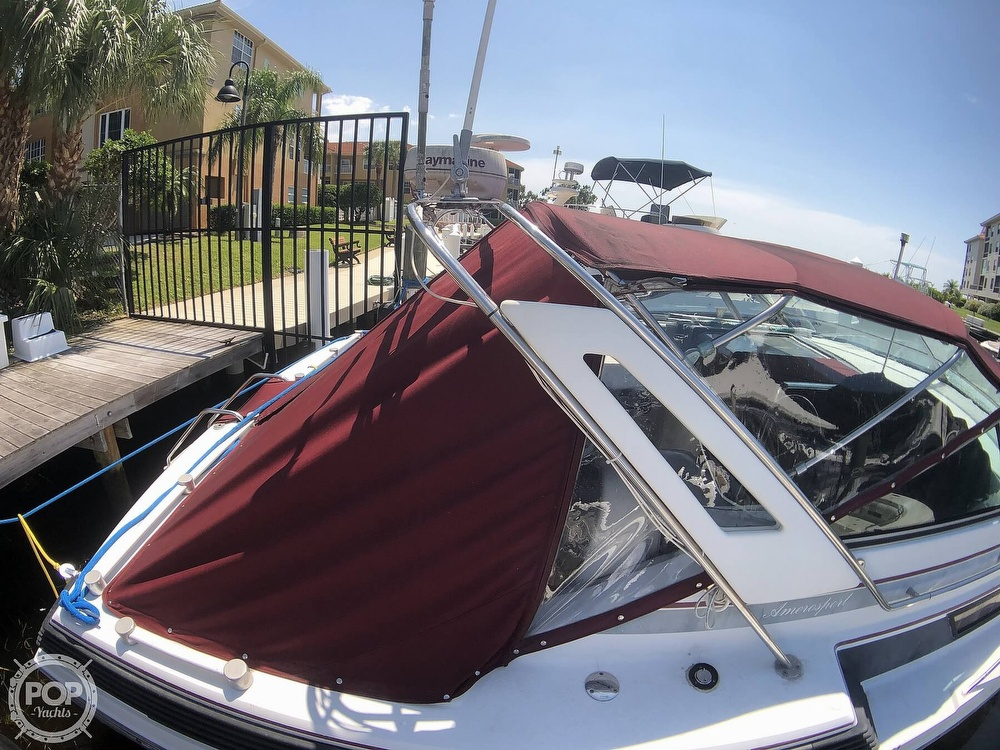 1987 Chris Craft boat for sale, model of the boat is 320 AmeroSport & Image # 7 of 40