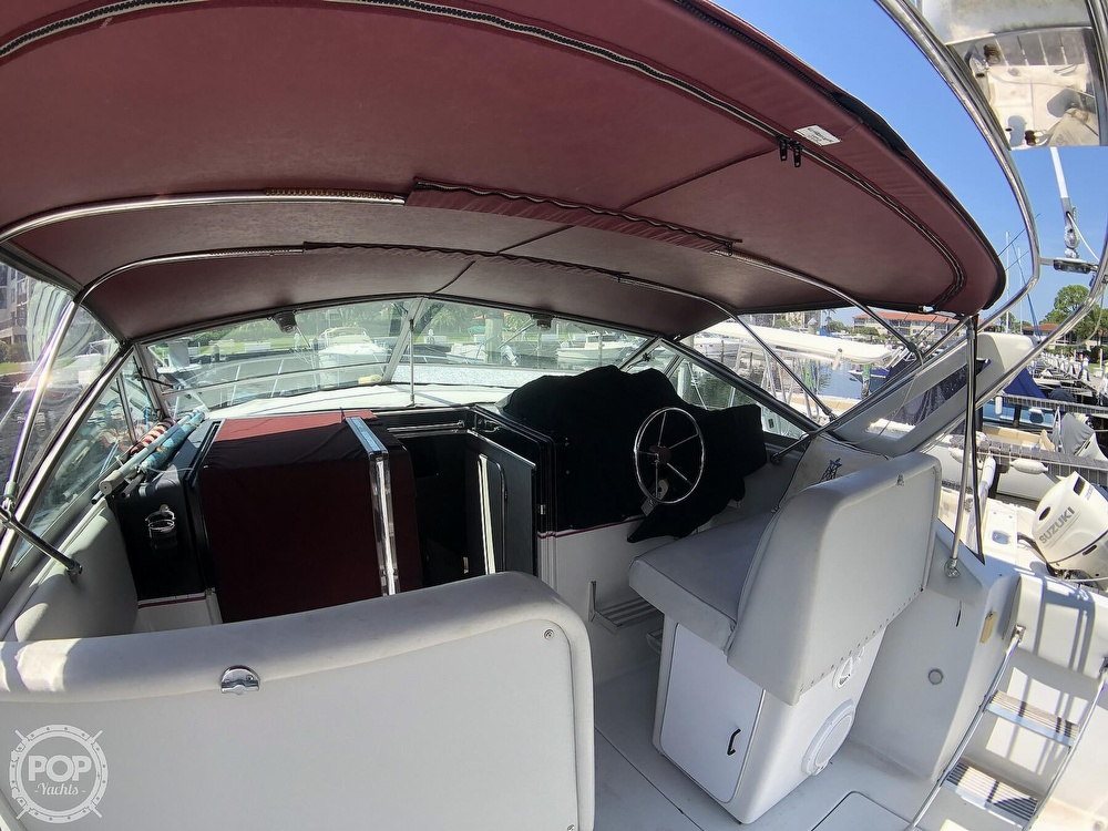 1987 Chris Craft boat for sale, model of the boat is 320 AmeroSport & Image # 4 of 40