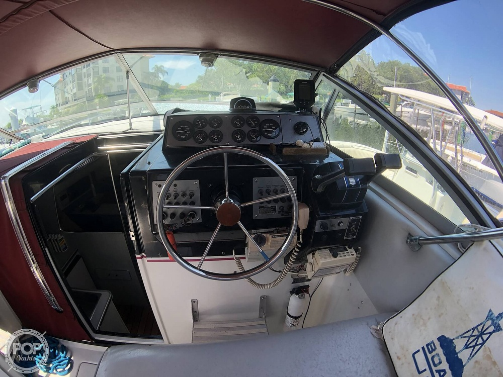 1987 Chris Craft boat for sale, model of the boat is 320 AmeroSport & Image # 28 of 40