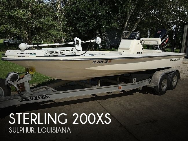 Used Sterling Boats For Sale by owner | 2007 Sterling 200xs