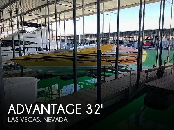 Used Advantage Boats For Sale by owner | 2007 Advantage 31