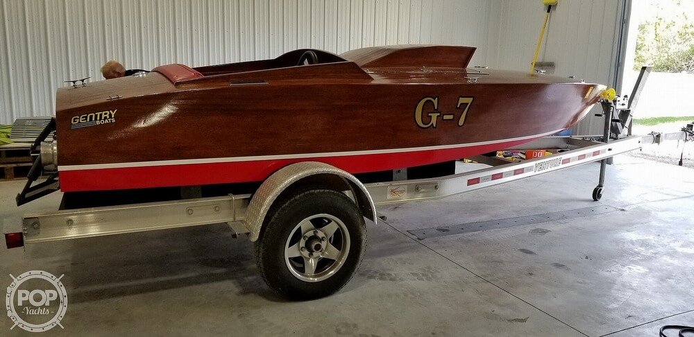2015 Gentry Boats boat for sale, model of the boat is G - 7 & Image # 10 of 40