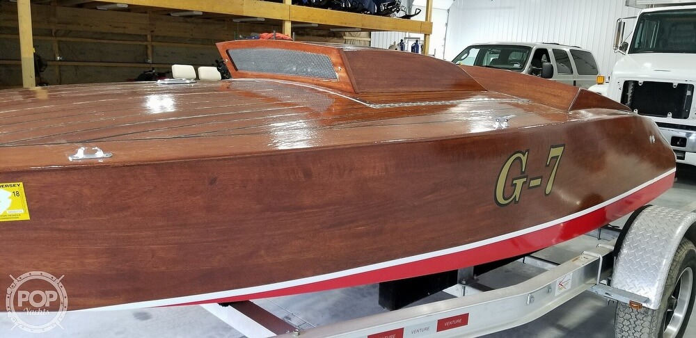 2015 Gentry Boats boat for sale, model of the boat is G - 7 & Image # 32 of 40