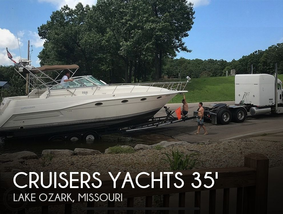 Used Power boats For Sale in Springfield, Illinois by owner | 1994 Cruisers Yachts 3675