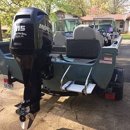 2014 Lowe boat for sale, model of the boat is 175 Pro WT & Image # 6 of 10