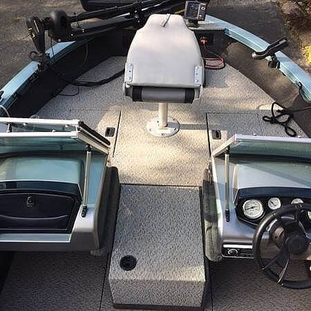 2014 Lowe boat for sale, model of the boat is 175 Pro WT & Image # 8 of 10