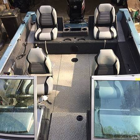 2014 Lowe boat for sale, model of the boat is 175 Pro WT & Image # 9 of 10