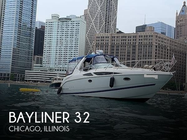 Used Bayliner Boats For Sale in Chicago, Illinois by owner | 2010 Bayliner 32