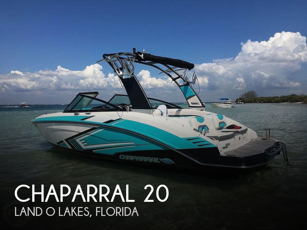 Used Chaparral 20 Boats For Sale by owner | 2016 Chaparral 20