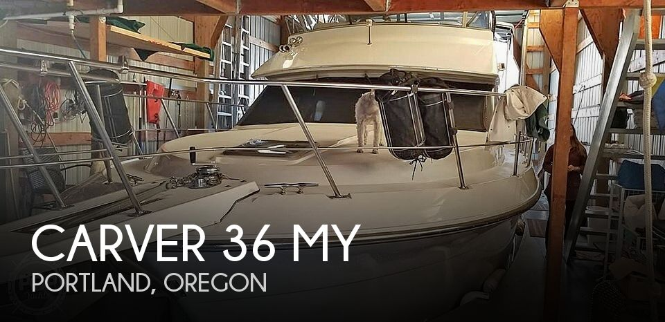 Used Boats For Sale in Portland, Oregon by owner | 1992 Carver 35