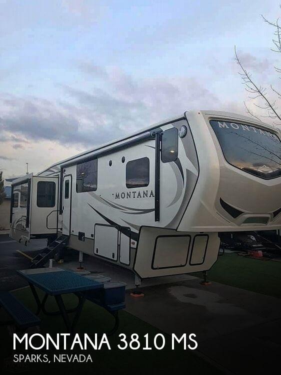 2018 Keystone Montana 3810 MS
