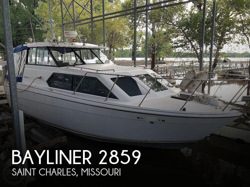1993 Bayliner 2859 Ciera Super Classic