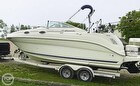 2000 SEA RAY 240 SUNDANCER, Trailer