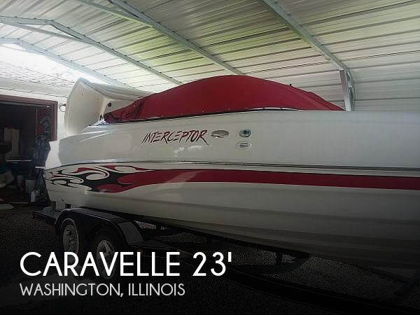Used Caravelle Boats For Sale by owner | 2005 Caravelle Interceptor 232 SC