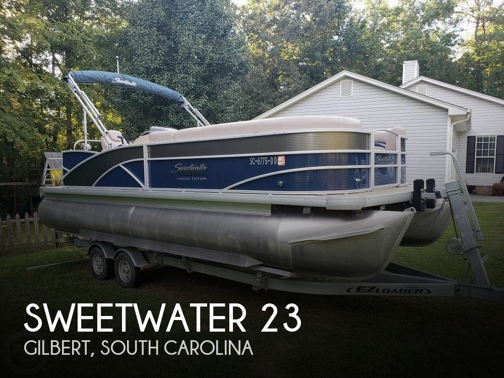 Used Sweetwater Boats For Sale by owner | 2015 Sweetwater 23