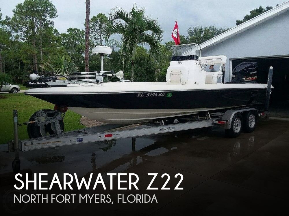 Used Shearwater Boats For Sale by owner | 2010 Shearwater 23'