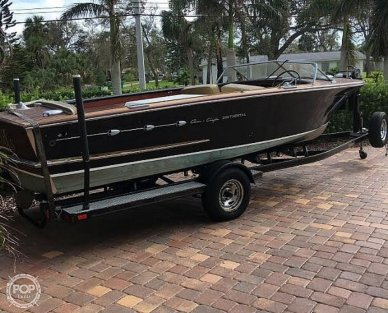 Chris-Craft Continental, 20', for sale - $26,000
