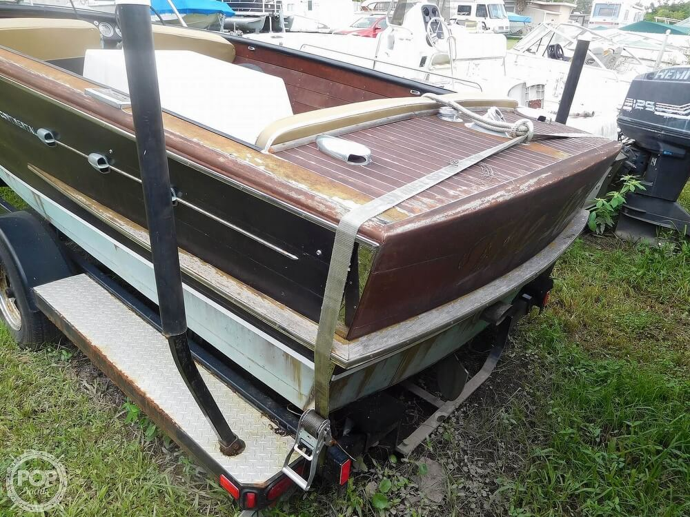 1955 Chris Craft boat for sale, model of the boat is Continental & Image # 6 of 40
