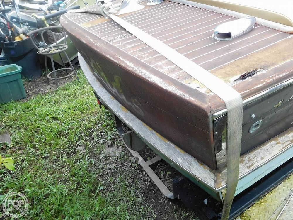 1955 Chris Craft boat for sale, model of the boat is Continental & Image # 8 of 40
