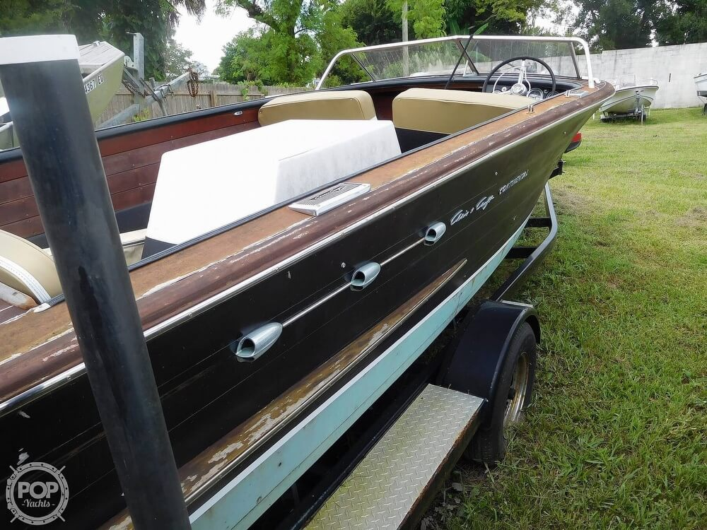 1955 Chris Craft boat for sale, model of the boat is Continental & Image # 10 of 40