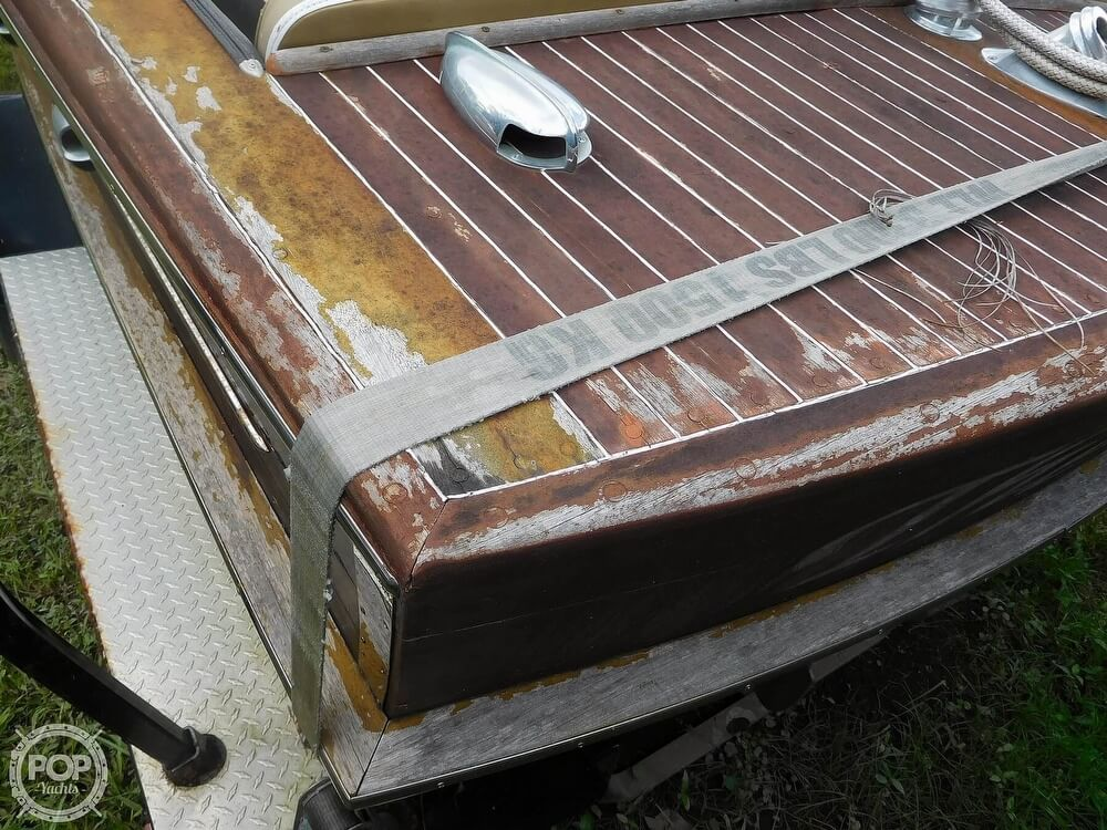 1955 Chris Craft boat for sale, model of the boat is Continental & Image # 14 of 40