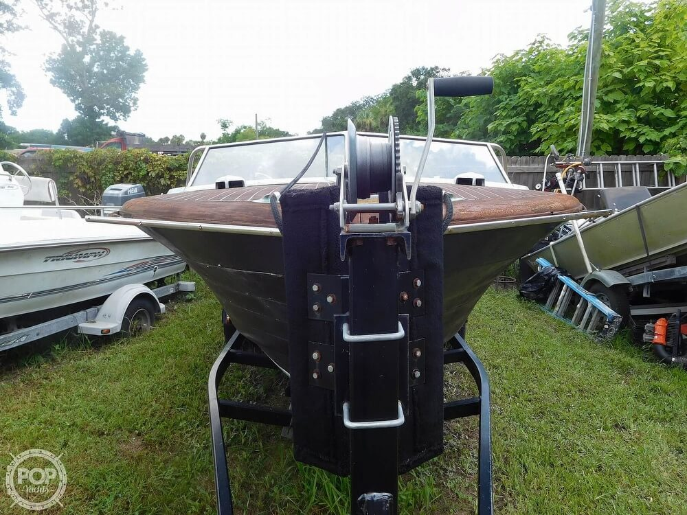 1955 Chris Craft boat for sale, model of the boat is Continental & Image # 21 of 40