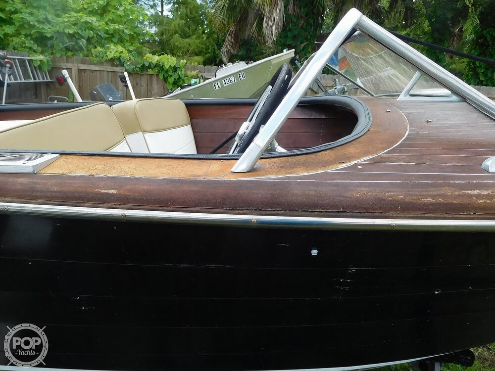1955 Chris Craft boat for sale, model of the boat is Continental & Image # 22 of 40
