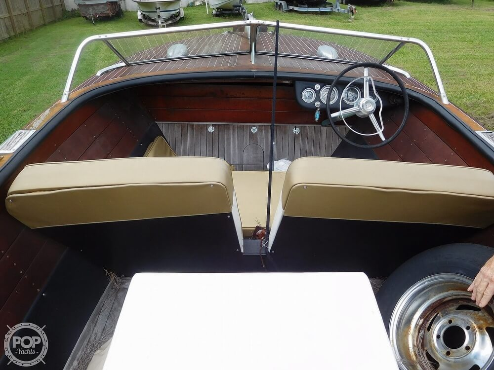 1955 Chris Craft boat for sale, model of the boat is Continental & Image # 23 of 40
