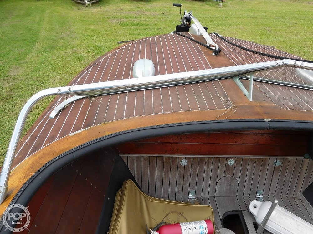 1955 Chris Craft boat for sale, model of the boat is Continental & Image # 26 of 40