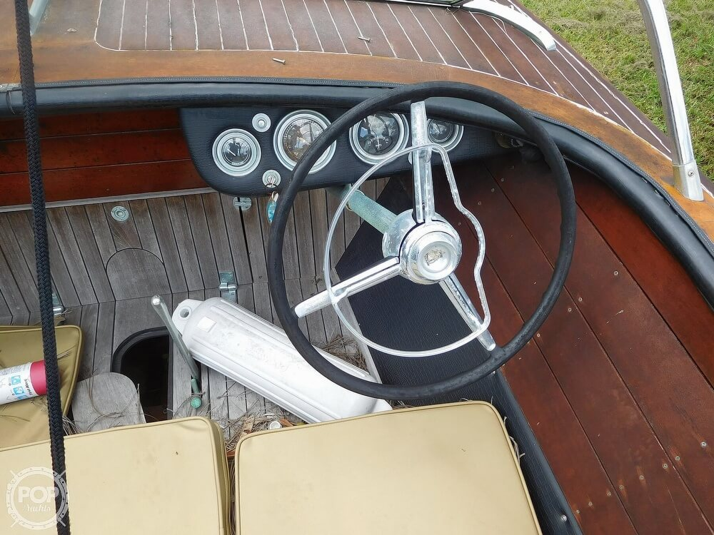 1955 Chris Craft boat for sale, model of the boat is Continental & Image # 27 of 40