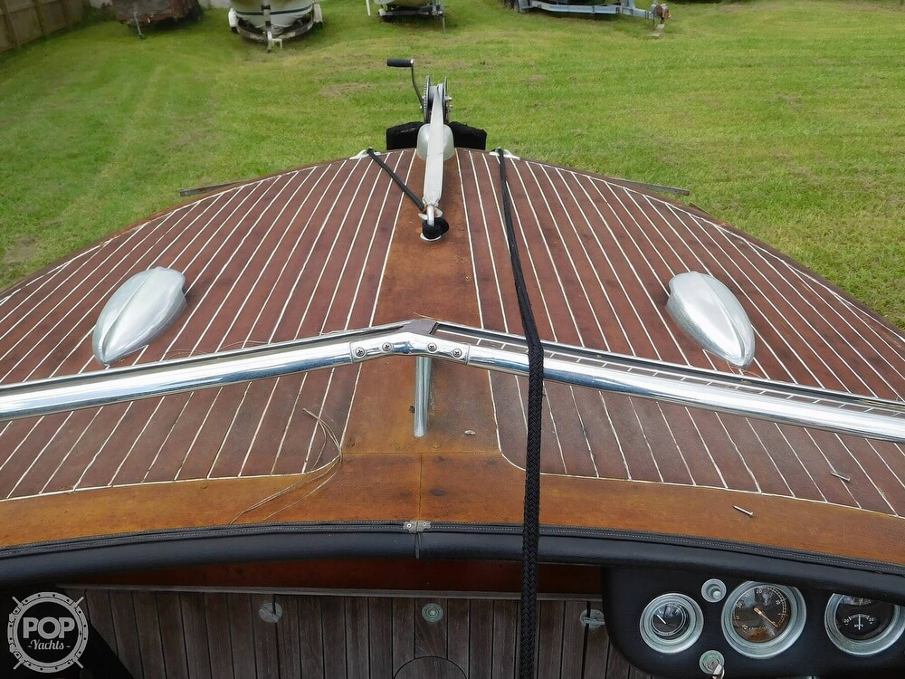 1955 Chris Craft boat for sale, model of the boat is Continental & Image # 33 of 40