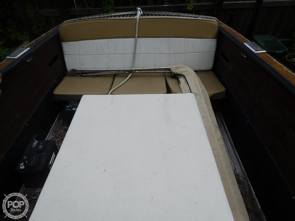 1955 Chris Craft boat for sale, model of the boat is Continental & Image # 34 of 40