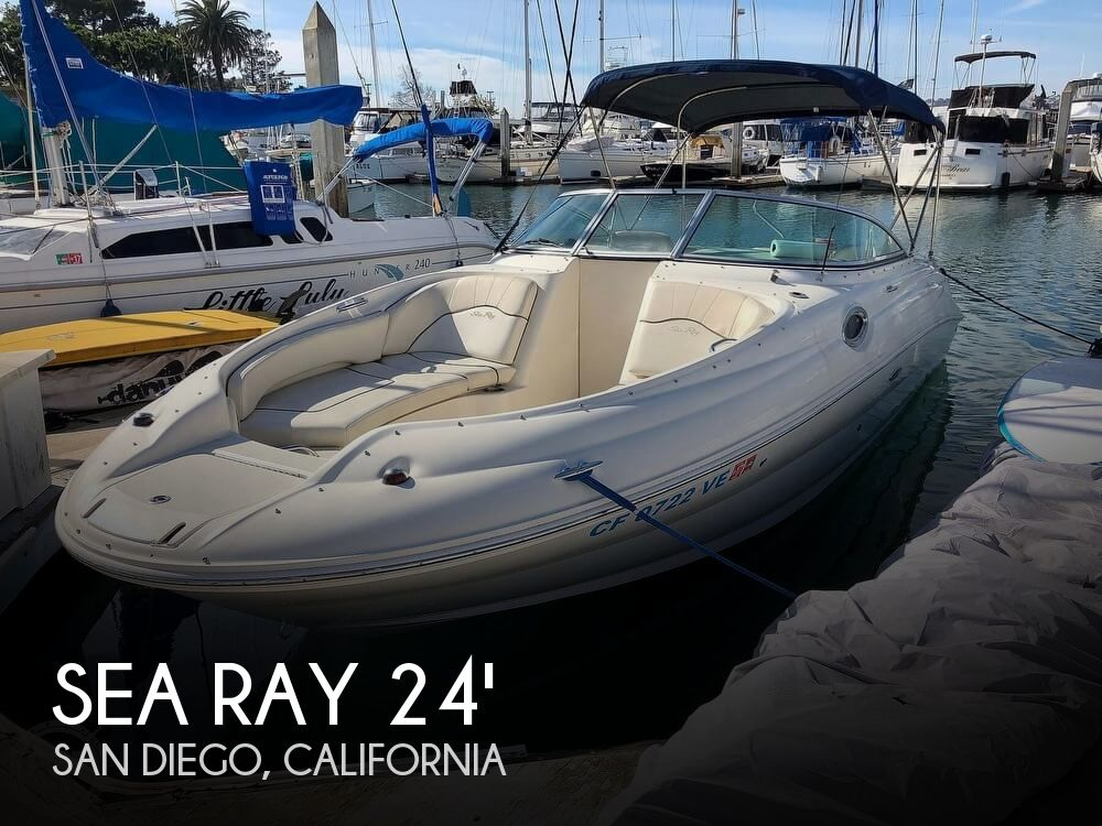 Used Sea Ray 240 SD Boats For Sale by owner | 2008 Sea Ray 240 SD